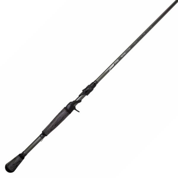 Tactical Fork Outfitters Tactical Elite Bass Casting Rods, TLE SB 726-1 Fishing
