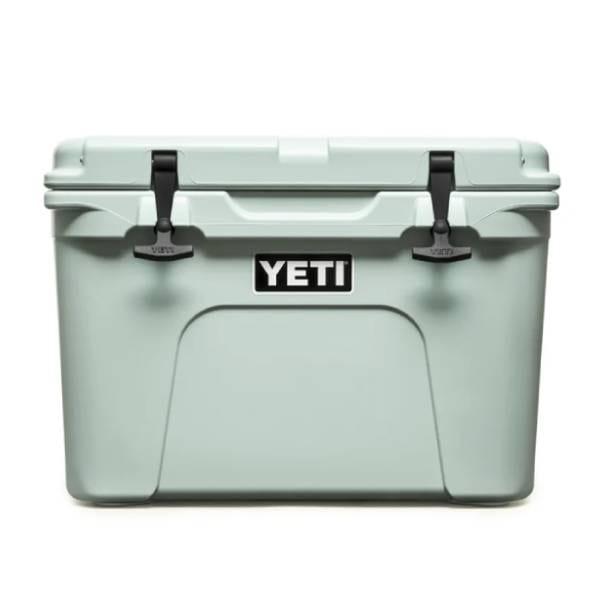 YETI Tundra 35 Hard Cooler – Sagebrush Green Camping Gear