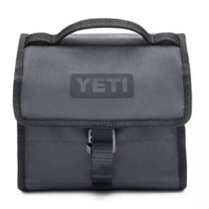 Yeti Daytrip Lunch Box – Charcoal Camping Essentials