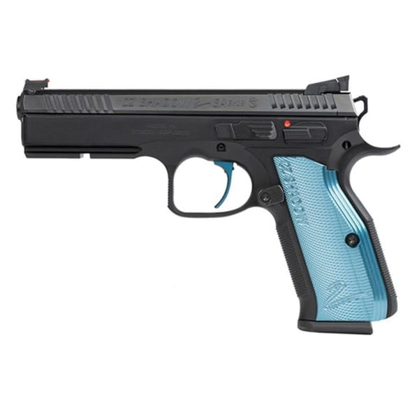 CZ Shadow 2 Single Action 9MM 4.9″ Pistol Firearms