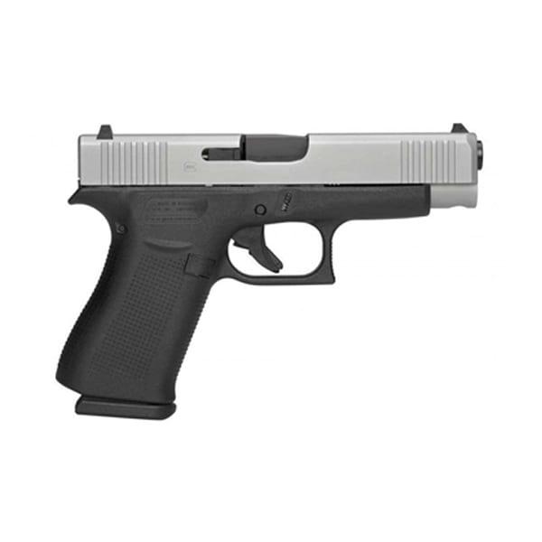 Glock G48 9MM Black 4″ 10Rds Firearms