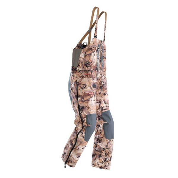 Sitka Hudson Bib Optifade Pants Clothing