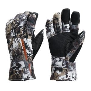 Sitka Downpour GTX Optifade Gloves Clothing