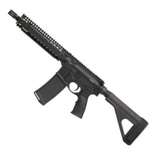 DD MK18 pISTOL bLACK Firearms