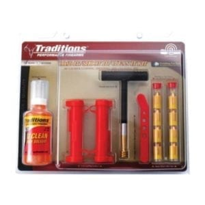 Traditions Load It/Shoot It/Clean It Kit Gun Cleaning & Supplies