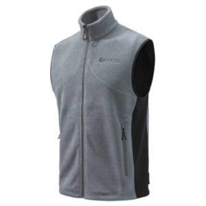 Beretta Smartech Fleece Vest – Gray Hunting
