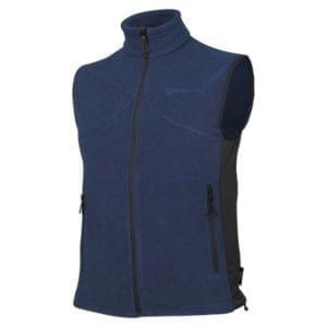 Beretta Smartech Fleece Vest – Navy Blue Hunting