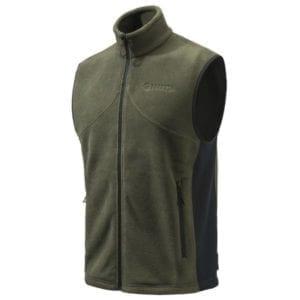 Beretta Smartech Fleece Vest – Green Hunting