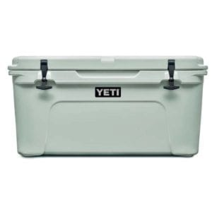 Yeti Tundra 65 Hard Cooler – Sagebrush Green Camping Essentials