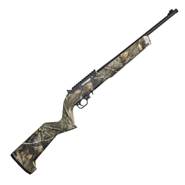 T/C Arms T/CR22 Semi-Auto 22LR 17″ Edge Camo Rifle Firearms