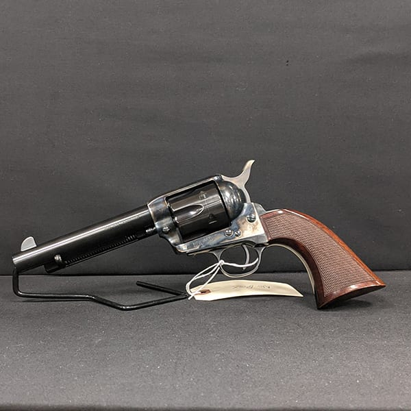 Pre Owned – Taylor's & Co 1873 Cattleman Single Action .45LC 5.5″ Revolver Firearms