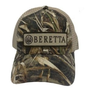Beretta Patch Trucker Hat – MAX-5 Camo Hats