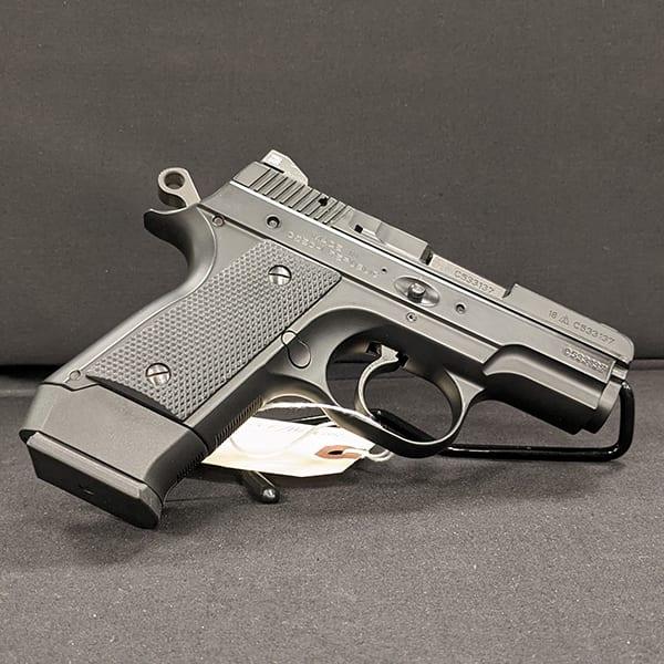 Pre Owned – CZ 2075 RAMI Semi-Auto 9mm 3″ Handgun Firearms