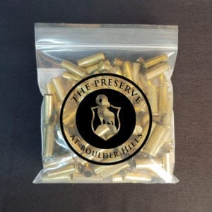 Once Fired Brass .38 S&W Special 500 Rounds Assorted Firearm Accessories
