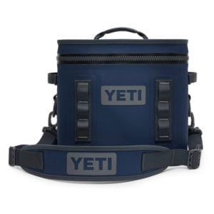 Yeti Hopper Flip 12 Soft Cooler – Navy Camping Essentials