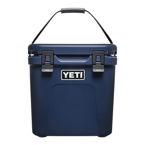 YETI Roadie 24 Hard Cooler – Navy Camping Gear