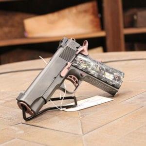Pre Owned – Nighthawk Custom Lady Hawk SA .38 Super 4.125″ Handgun Firearms