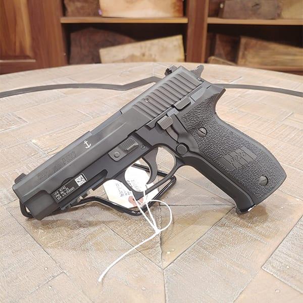 Pre-Owned – Sig Sauer P226 MK25 9mm 4.4″ Handgun Firearms
