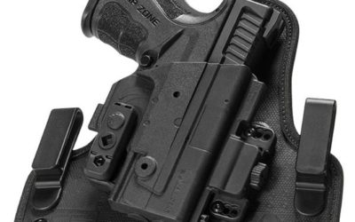 Alien Gear ShapeShift 4.0 IWB Holster, Glock 43