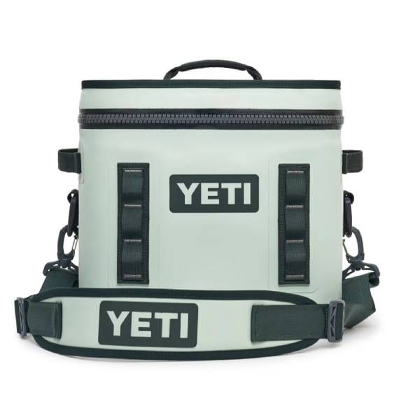 Yeti Hopper Flip 12 Soft Cooler – Sagebrush Green Camping Essentials