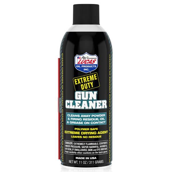 Lucas Oil Extreme Duty Gun Cleaner Gun Cleaning & Supplies