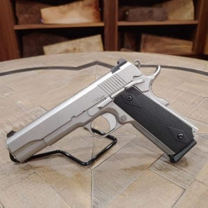 Pre Owned – Dan Wesson Valor Semi-Auto .45 ACP 5″ Handgun Handguns