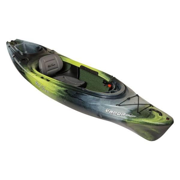 Old Town Vapor 10 Angler Single Seat Kayak Boating