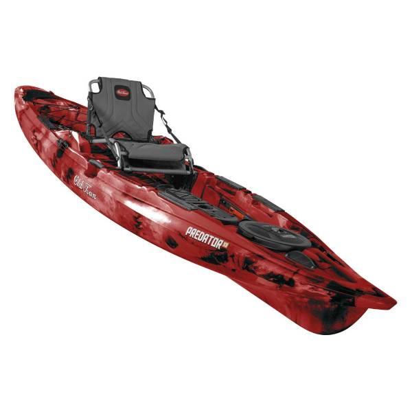 Predator 13 Angler Sit On Top Kayak – Black Cherry Boating