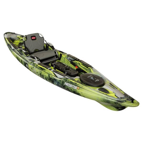 Predator 13 Angler Sit On Top Kayak – First Light Boating