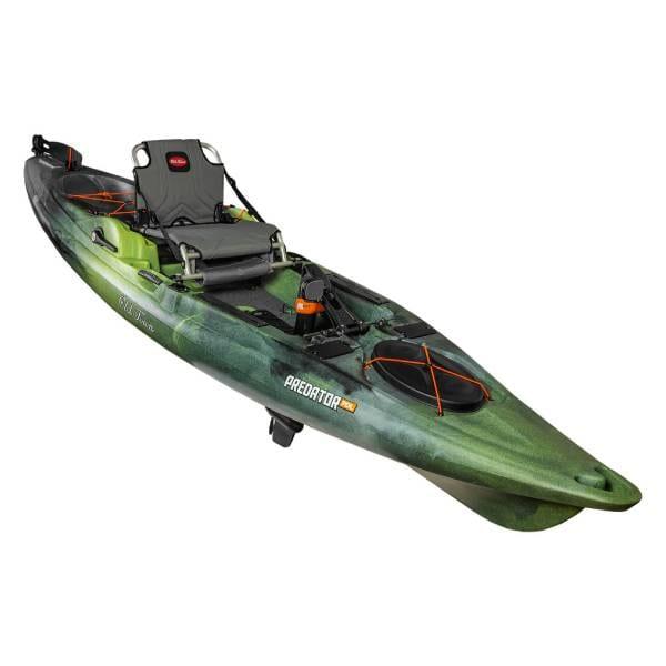 Predator PDL Kayak – First Light Boating