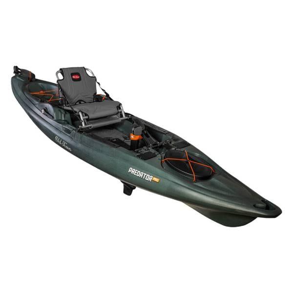 Predator PDL Kayak – Smoke Camo Boating