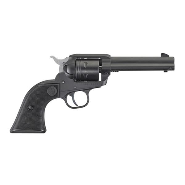 Ruger Wrangler SAO 22LR 4.62″ Revolver Firearms