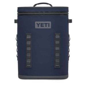 Yeti Hopper BackFlip 24 Soft Cooler – Navy Camping Essentials