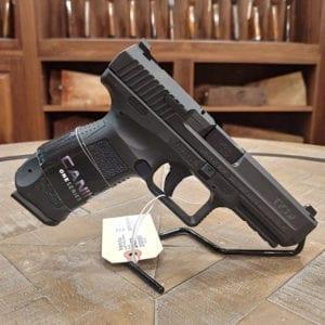Pre-Owned – Century Arms Canik TP9SF SA 9mm 4.5″ Handgun Firearms