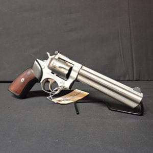 Pre-Owned – Ruger GP100 DA .357 Magnum 6.1″ Revolver Double Action