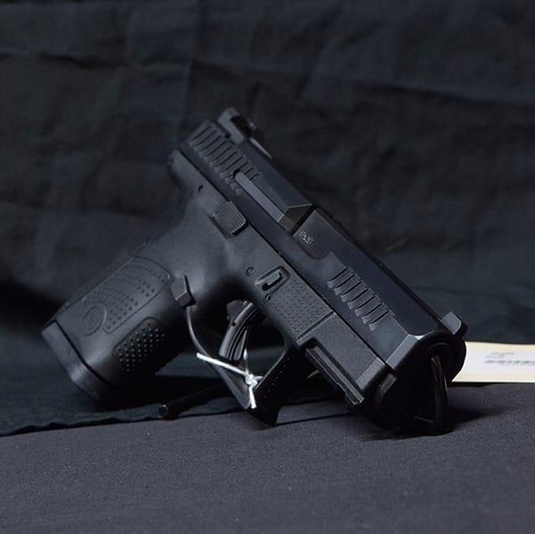 Pre-Owned – CZ P10S Semi-Auto 9mm 3.5″ Handgun Firearms