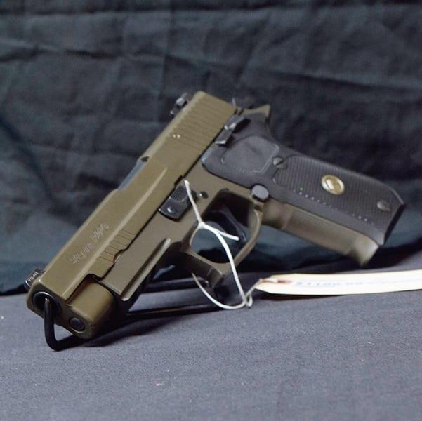 Pre-Owned – Sig Sauer P220 Legion SAO .45 ACP 4.25″ Handgun Firearms