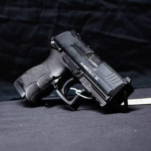 Pre-Owned – H&K P30 SK SA/DA 9mm 3.27″ Handgun Firearms