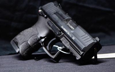Pre-Owned – H&K P30 SK SA/DA 9mm 3.27″ Handgun