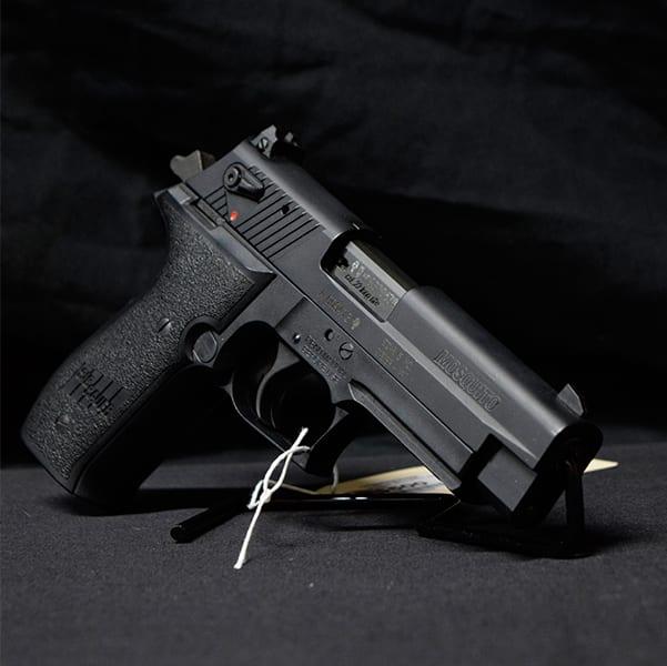 Pre-Owned – Sig Sauer Mosquito Semi-Auto .22 LR 3.9″ Handgun Firearms