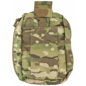 Eagle Industries Medical Pouch, Quick Pull – Multicam Camping Essentials
