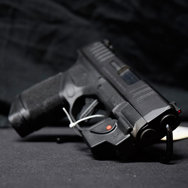 Pre-Owned – Springfield Hellcat Semi-Auto 9mm 3.2″ Handgun Firearms