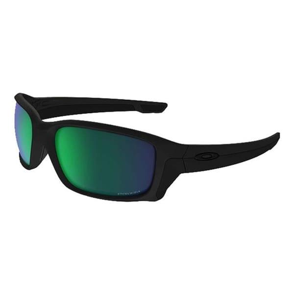 Oakley Straightlink Prizm Maritime Polarized Matte Black Eyewear