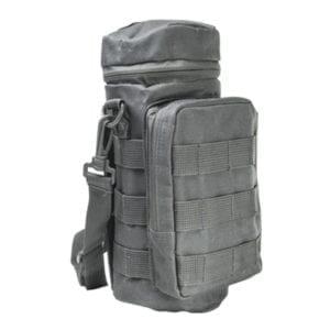 NCSTAR WATER BOTTLE CARRIER Grey Backpacks & Bags
