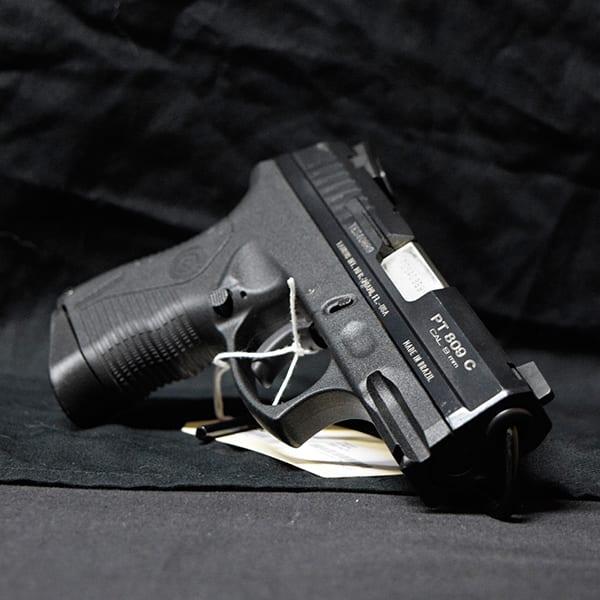 Pre-Owned – Taurus PT 809 Compact Semi-Auto 9mm 3.5″ Handgun Firearms