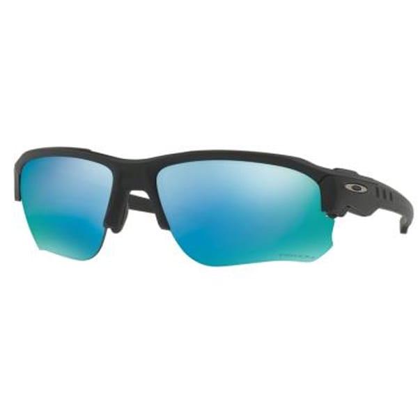 Oakley SI Speed Jacket Matte Black Deep Water Polarized Eyewear