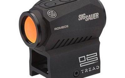 Sig Sauer Romeo5 Compact Red Dot Sight 1x20mm Tread