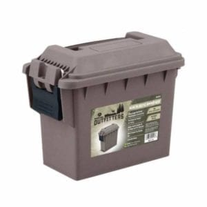 Mossy Oak Outfitters Mini Ammo Box – FDE Ammo Cans & Boxes