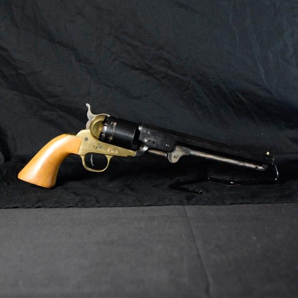Pre-Owned – Italian Replica 1851 Navy SA .36 Cal 7.25″ Firearms