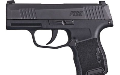Sig Sauer P365 Semi-Auto 9mm 3.1″ Handgun